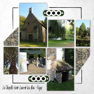 la chapelle st laurent des bois